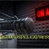 Logo of radio station Your Gospel Express