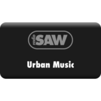 Logo of radio station radio SAW-Urban Music
