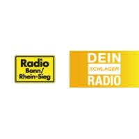 Logo of radio station Radio Bonn/Rhein-Sieg – Dein Schlager Radio