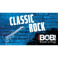 Logo of radio station Radio BOB! Classic Rock
