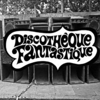 Logo de la radio Discothèque Fantastique
