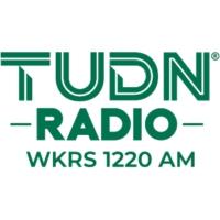 Logo de la radio WKRS TUDN 1220AM