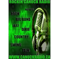 Logo of radio station CanuckRadio.ca