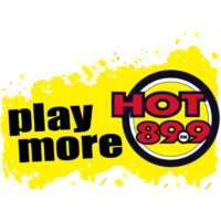 Logo of radio station THE NEW HOT 89.9