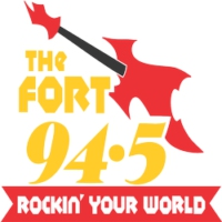 Logo of radio station KFPW-FM The Fort 945