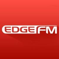 Logo of radio station 102.5 Edge FM