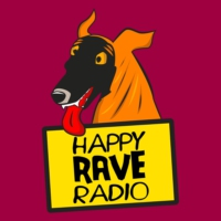 Logo of radio station Happy Rave Radio (90s Happy Hardcore)