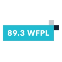 Logo of radio station 89.3 WFPL News Louisville