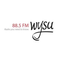Logo of radio station WYSU 88.5 FM