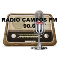 Logo of radio station Radio Campos FM 90.6