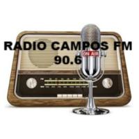 Logo de la radio Radio Campos FM 90.6