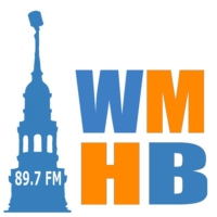 Logo of radio station WMHB 89.7FM
