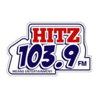 Logo of radio station Hitz 103.9FM