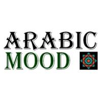 Logo of radio station Arabic Mood