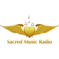 Logo of radio station Sacred Music Radio
