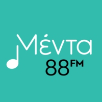 Logo de la radio Menta FM 88 - Μέντα 88 FM