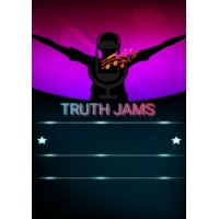 Logo of radio station Truth Jams Radio