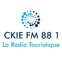 Logo of radio station CKIE FM La Radio Touristique Victoriaville