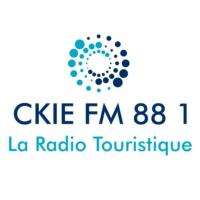 Logo de la radio CKIE FM La Radio Touristique Victoriaville