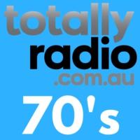 Logo of radio station Totally Radio 70's