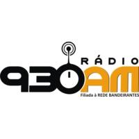 Logo of radio station Radio 930 / Bandeirantes