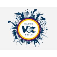 Logo of radio station Voz 106.9