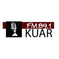 Logo de la radio KUAR FM 89.1