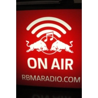 Logo of radio station Red Bull Music Academy United States of Bass