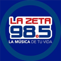 Logo of radio station XHEB-FM La Zeta 98.5