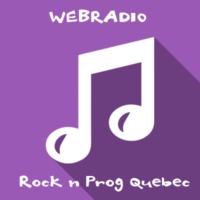 Logo de la radio Rock n Prog Québec