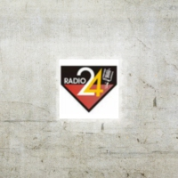 Logo of radio station Radio 24 (Bucharest)