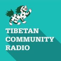 Logo of radio station Tibetan Community Radio