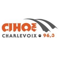 Logo of radio station CIHO FM 96.3