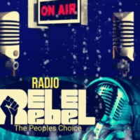 Logo of radio station Radio Rebel