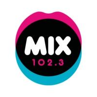 Logo de la radio Mix 102.3