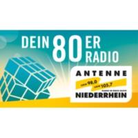 Logo de la radio Antenne Niederrhein - 80er Radio