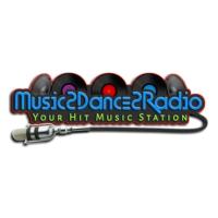 Logo of radio station Music2dance2radio