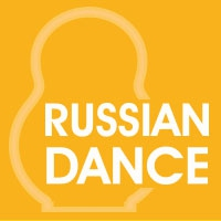 Logo of radio station DFM - RUSSIAN DANCE