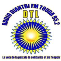 Logo de la radio Radio Diantbi FM Touba