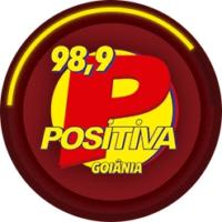 Logo de la radio Positiva FM