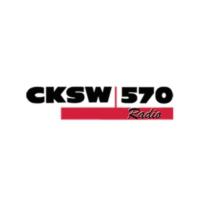 Logo of radio station CKSW 570