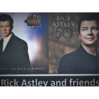 Logo de la radio 80S RICK ASTLEY AND FRIENDS