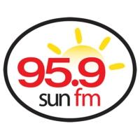 Logo de la radio CHHI-FM 95.9 Sun FM