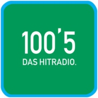Logo of radio station 100.5 Das Hitradio