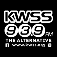 Logo of radio station KWSS 93.9 FM