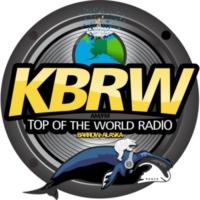 Logo de la radio KBRW