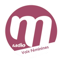 Logo de la radio M Radio Voix Féminines