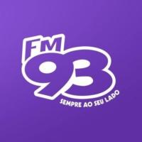 Logo of radio station FM 93