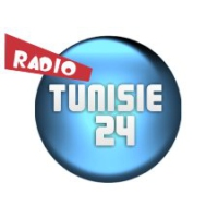 Logo of radio station Radio Tunisie 24