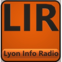 Logo of radio station Lyon Info Radio